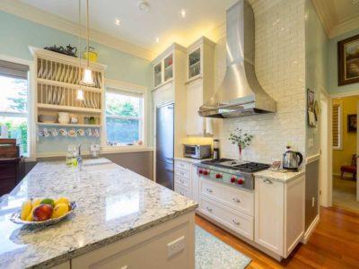 Renovate kitchen Victoria