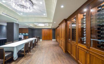 Victoria restaurant renovations