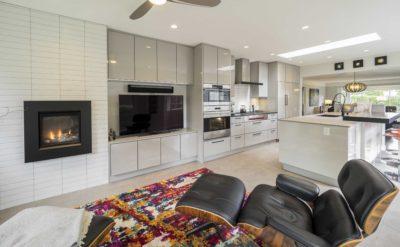 Victoria home renovation