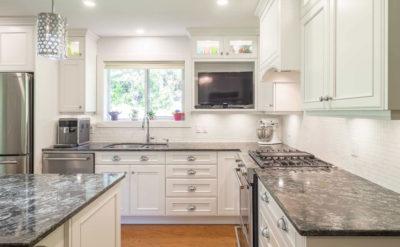 Victoria kitchen remodel